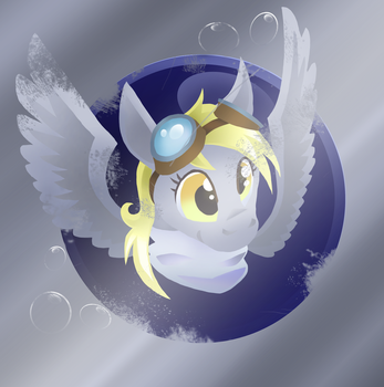 Derpy Airmail Service Decal by MissingMonsters