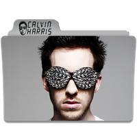 Calvin Harris Folder Icon by gterritory