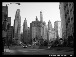 Chicago by DJColdwater