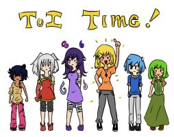 ToI Time! by Kaitogirl