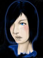 +Azure Eyes+ by Amion-Hacker