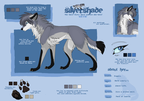 SilverShade - Character Sheet by Lerynn