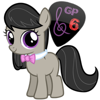 Guitar Pro 6 Pony Icon by Nerve-Gas