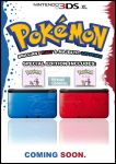 Nintendo 3DS XL Pokemon Ruby and Sapphire SE by Chop-StiXz