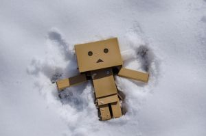Snow Angel by stereometric