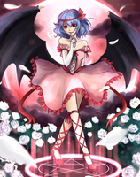 Lady Remilia by RealmSpirit