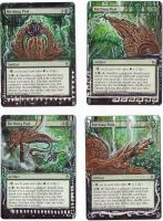 Magic Card Alterations: Birthing Pods by Ondal-the-Fool