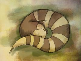 Furret by laurafufu