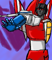 Starscream is Better Than You by Aj-sama
