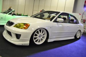Honda Civic by HeisQ