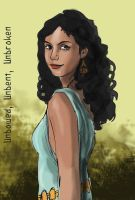 Arianna Martell by crisurdiales