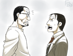 FMA Week 2015 Days 5/6: Reunion / Home and Family by HitanTenshi