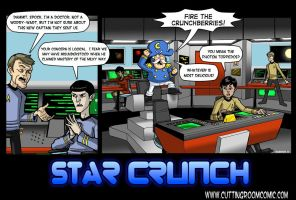 Star Crunch by CuttingRoom
