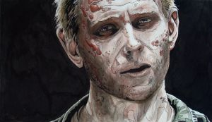 Mark Pellegrino as Lucifer by Blaxmythe