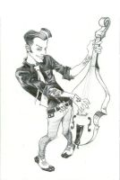Playing Rockabilly by MilkshakePunch