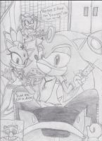 If Sonic was a Doctor by AquaticSun