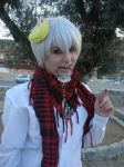 Prussia Is going to invade your vital regions. by NeeKirkland