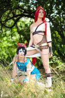 Heavenly Sword by greengreencat