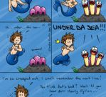 KH: Under Da Sea by Sofa-Cushion