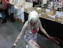 L4D2 witch cosplay by myistic
