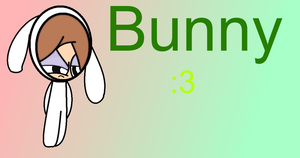 Bunny :3 by Sonny122
