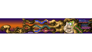 Cartoonking3 channel banner3 by Thegarfieldtouch