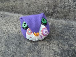 Custom Owlie by IckyDog