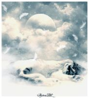 A Bed In The Clouds by mysteria-dl