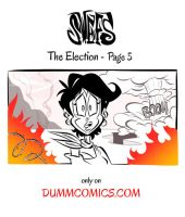 The SWEFS - The Election - Page 5 by Themrock