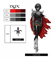 Nyx character sheet by THE-DARK-MIA