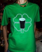 Irish Stout Shirt by Dance6Of6Death6