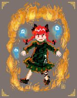 Orin pixel art for WindPianist by Maarika