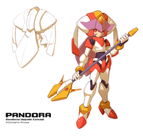 Pandora W-upgrade by Tomycase