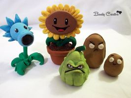 Plants vs Zombies by BarelyCreative