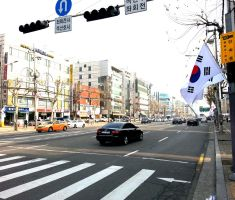 Peaceful Winter Day in Seoul by toyonda