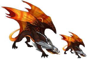 Flameforger Contest Skin- Crisis by NegativeDiamond