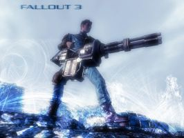 Fallout 3 by lincer556