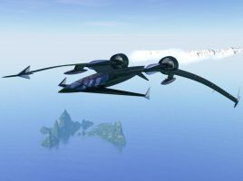 Twin Engined Sport Plane by shelbs2