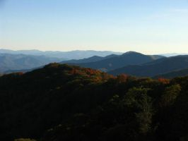 Great Smoky Mountains 3 by abuseofstock