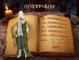 Otherworlde Application - Mithrandiel by JeanaWei