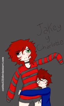charlotte and jakey by catita-123