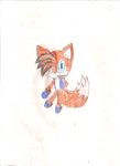 Chibi Tails by Thunder-the-Mouse