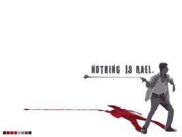 nothing Is rael by mibi