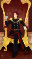 Prince Rin by Ellinot