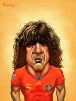 Puyol by KitoYoung