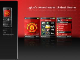 _glue's Manchester Utd theme by glue-poland