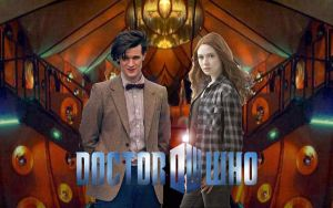 Doctor Who 2010 Wallpaper v3 by Alkonium