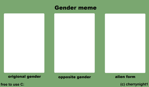 Gender Meme by cherrynight1