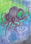 Octopus. by Elleynature192