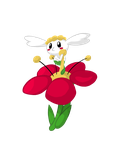 Flabebe By Rayquazaqueen (Digitized) by dburch01
